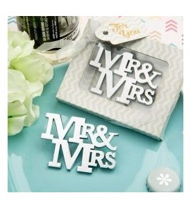 "ABREBOTELLAS ""MR & MRS"""