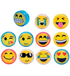 YO YO EMOTICONOS