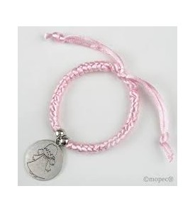 Pulsera Angel rosa