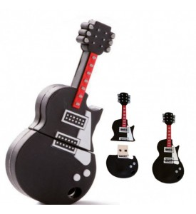 Memoria Usb Guitarra 4 gb