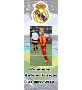 Banner de Comunion Real Madrid